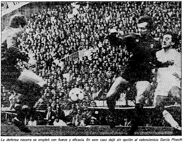13.01.1985: Valencia CF 0 - 0 CA Osasuna