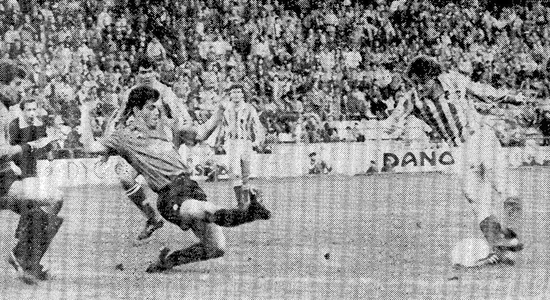 20.01.1985: Real Betis 1 - 3 Valencia CF