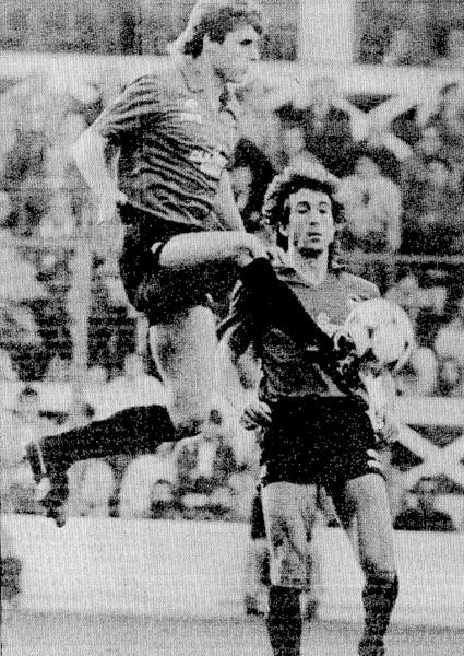 03.02.1985: Real Sociedad 4 - 1 Valencia CF
