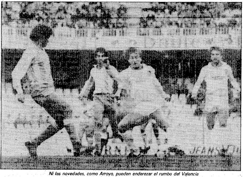10.02.1985: Valencia CF 1 - 1 Málaga CF