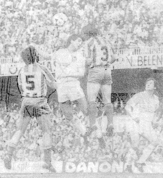 17.03.1985: Valencia CF 0 - 2 Sporting Gijón