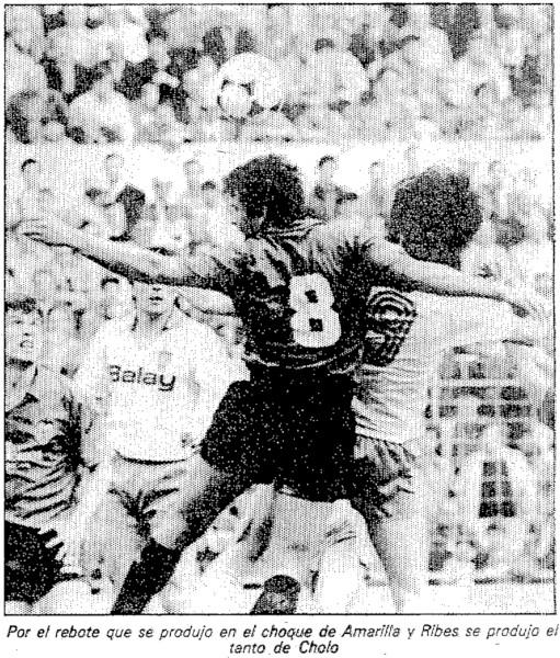 21.04.1985: Real Zaragoza 2 - 2 Valencia CF