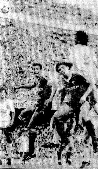 08.09.1985: Valencia CF 3 - 1 Celta de Vigo