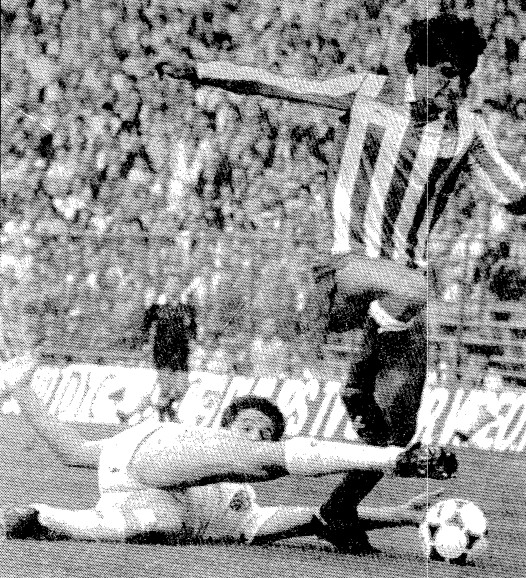 10.11.1985: At. Madrid 5 - 0 Valencia CF