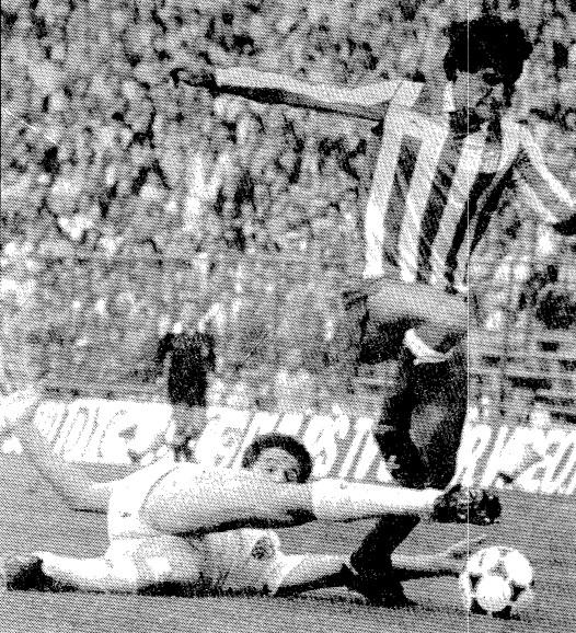 10.11.1985: At. Madrid 5 - 0 Valencia CF
