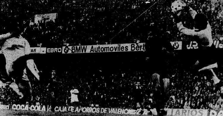 17.11.1985: Valencia CF 1 - 1 CA Osasuna