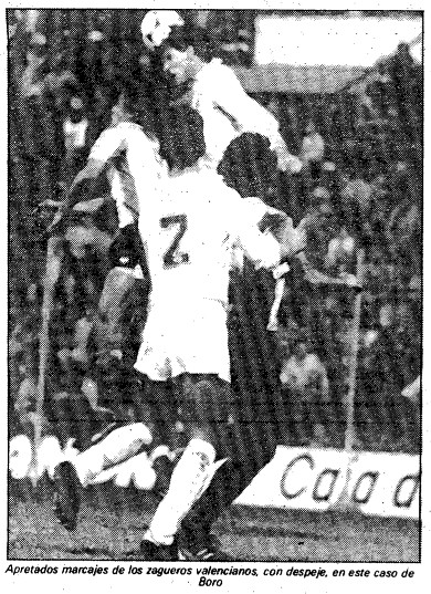 08.12.1985: Hércules CF 3 - 2 Valencia CF