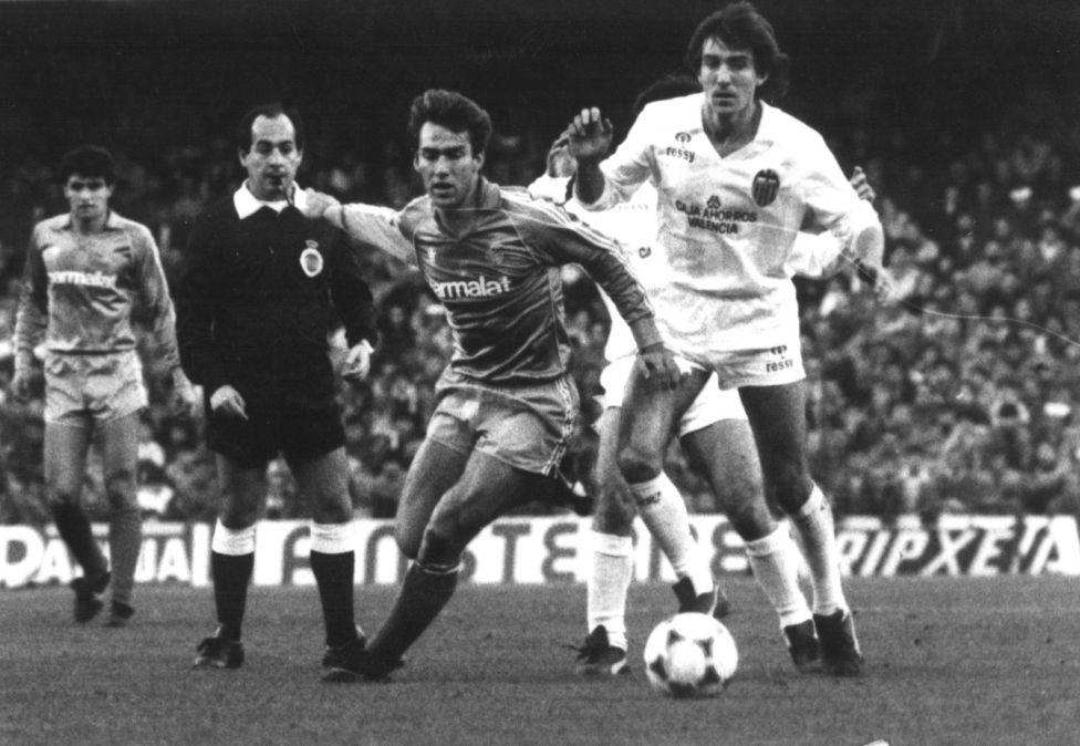 05.01.1986: Valencia CF 0 - 3 Real Madrid