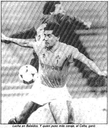 12.01.1986: Celta de Vigo 1 - 0 Valencia CF