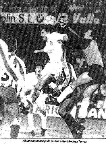 18.01.1986: Valencia CF 1 - 1 Sporting Gijón