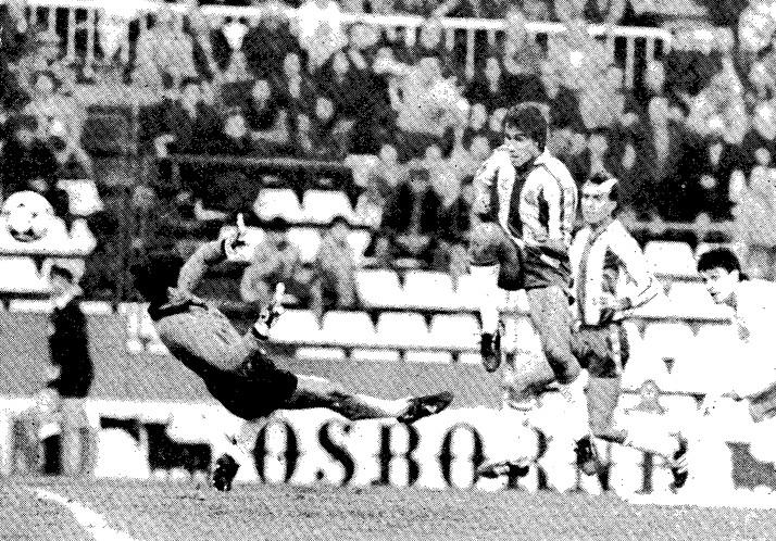 16.02.1986: RCD Espanyol 2 - 1 Valencia CF