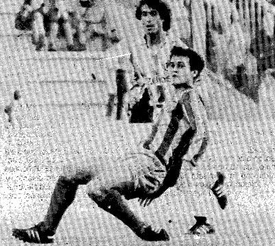 05.10.1986: Elche CF 1 - 1 Valencia CF