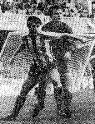 01.02.1987: Bilbao Athletic 3 - 1 Valencia CF