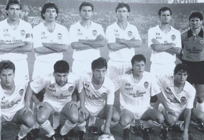 30.05.1987: Valencia CF 2 - 0 Rec. Huelva