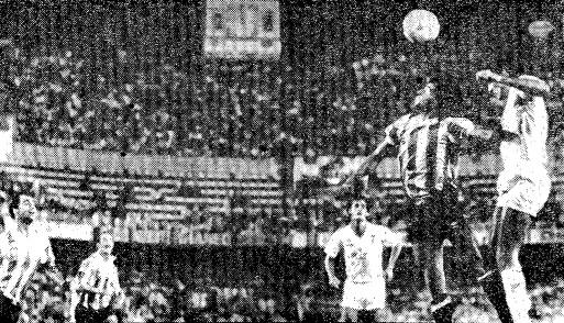 29.08.1987: Valencia CF 2 - 0 CD Logroñés