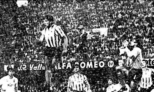 12.09.1987: Valencia CF 1 - 0 Real Betis