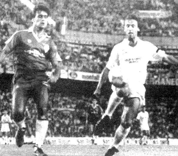 27.09.1987: Valencia CF 2 - 0 Real Murcia