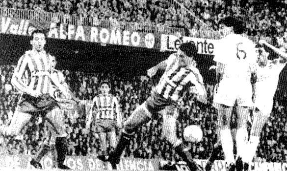 01.11.1987: Valencia CF 1 - 1 Sporting Gijón