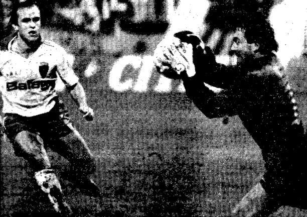 08.11.1987: Real Zaragoza 2 - 2 Valencia CF