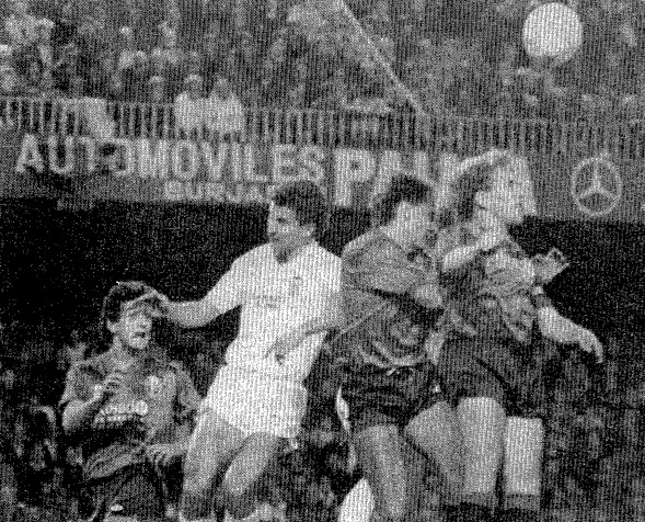 22.11.1987: Valencia CF 1 - 0 CA Osasuna