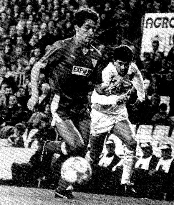 06.12.1987: Valencia CF 1 - 1 Sevilla FC