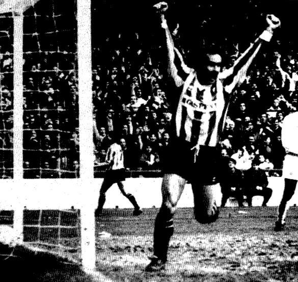 31.01.1988: CD Logroñés 2 - 1 Valencia CF