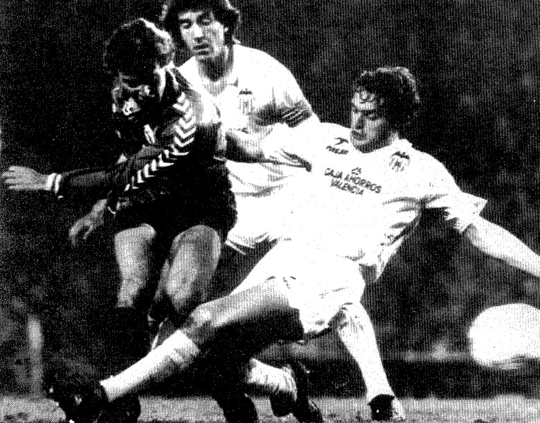 09.03.1988: Valencia CF 1 - 1 Real Madrid