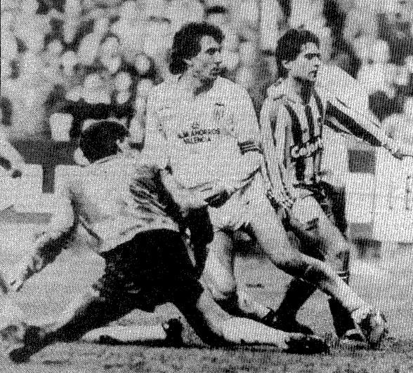 13.03.1988: Sporting Gijón 2 - 2 Valencia CF