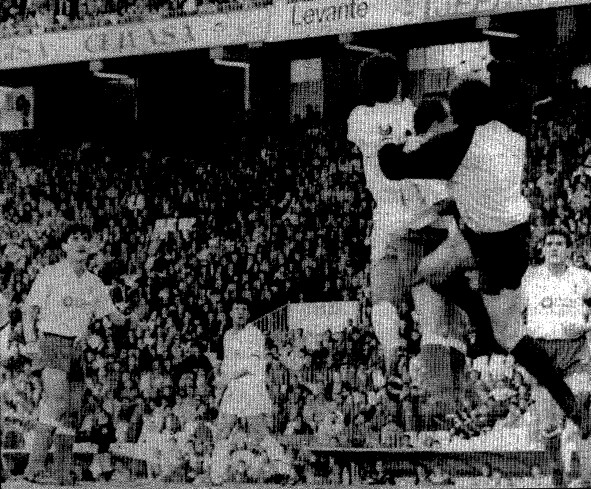 03.04.1988: Valencia CF 3 - 1 UD Las Palmas