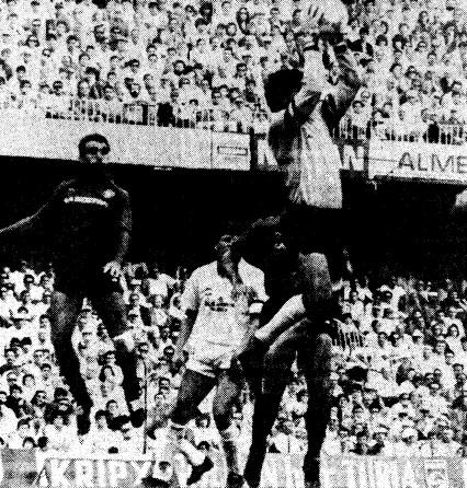 22.05.1988: Valencia CF 1 - 1 RCD Mallorca