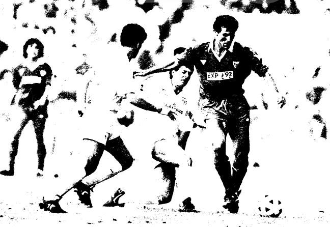 23.10.1988: Valencia CF 1 - 0 Sevilla FC