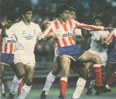 29.10.1988: At. Madrid 2 - 0 Valencia CF