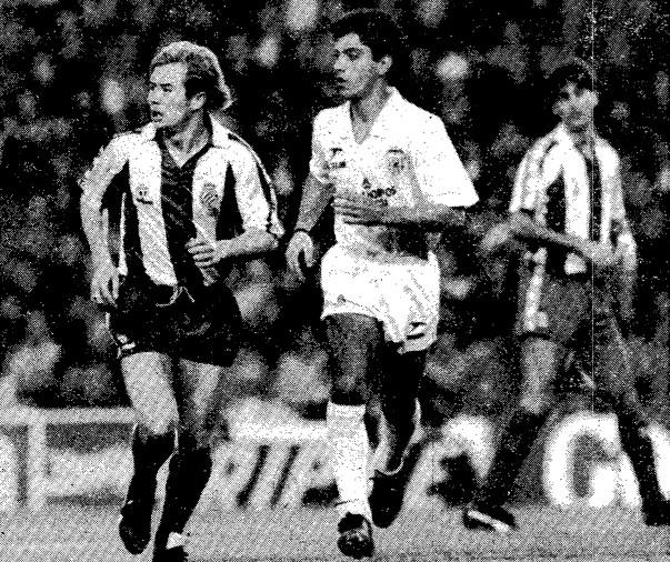 27.11.1988: Valencia CF 1 - 1 RCD Espanyol