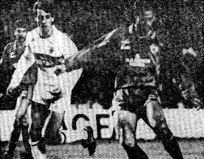 30.11.1988: Elche CF 0 - 1 Valencia CF