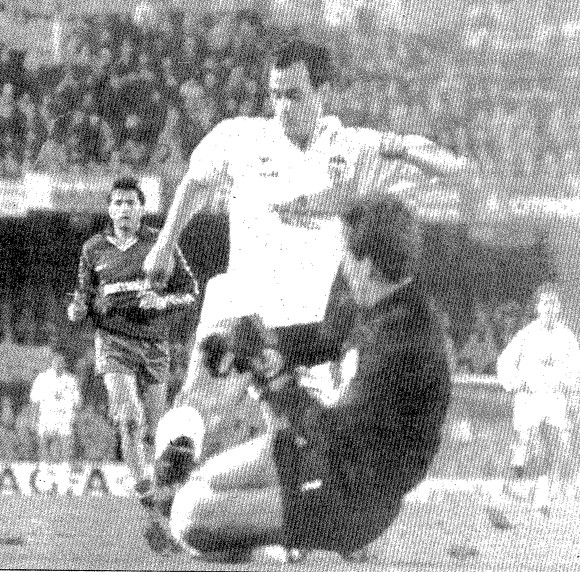14.01.1989: Valencia CF 1 - 1 Real Madrid