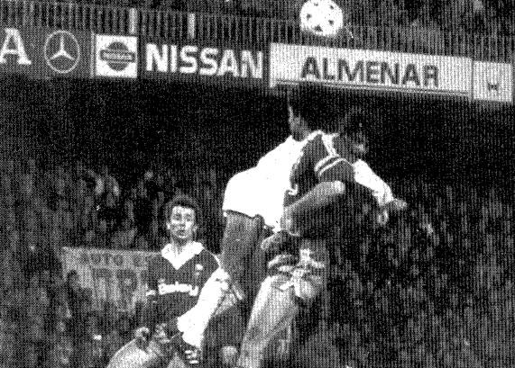29.01.1989: Valencia CF 2 - 2 Real Zaragoza