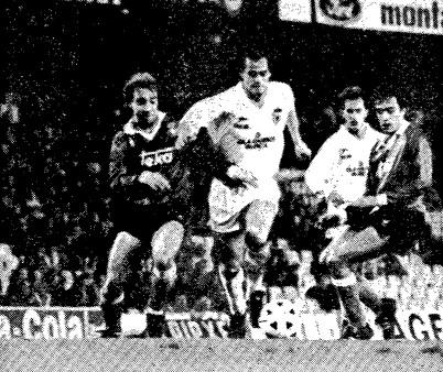 01.02.1989: Valencia CF 2 - 3 Rac. Santander