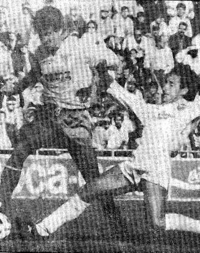 16.04.1989: Cádiz CF 1 - 1 Valencia CF