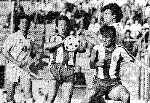 06.05.1989: RCD Espanyol 0 - 1 Valencia CF
