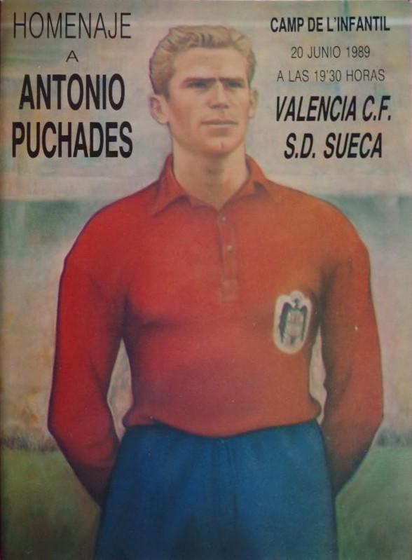 20.06.1989: SD Sueca 1 - 1 Valencia CF