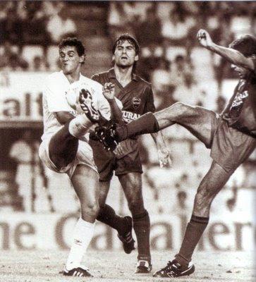 07.08.1989: Valencia CF 1 - 1 Levante UD