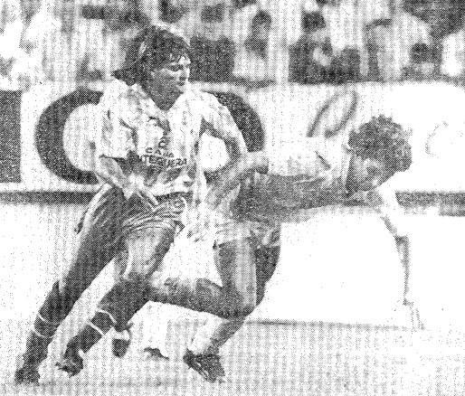 01.10.1989: Málaga CF 1 - 1 Valencia CF