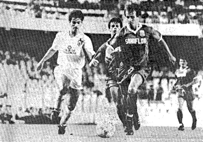 13.09.1989: Valencia CF 3 - 1 Vict. Bucarest
