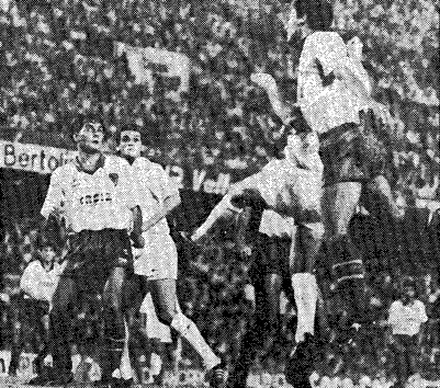 24.09.1989: Valencia CF 3 - 0 Cádiz CF