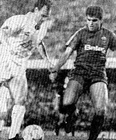 22.10.1989: Valencia CF 2 - 1 Real Zaragoza