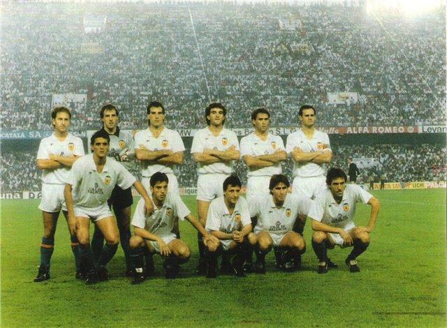 01.11.1989: Valencia CF 3 - 2 FC Porto