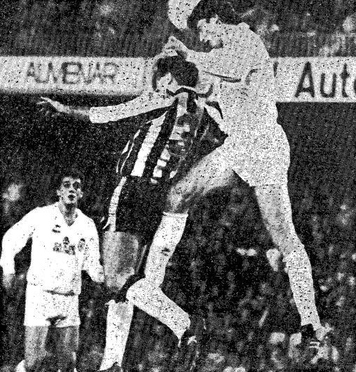 18.11.1989: Valencia CF 2 - 2 CD Castellón