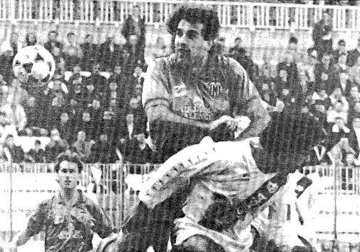 10.12.1989: Rayo Vallecano 2 - 2 Valencia CF