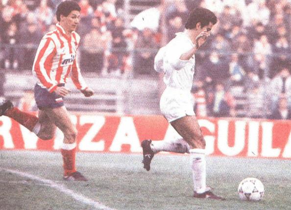 21.01.1990: At. Madrid 1 - 1 Valencia CF
