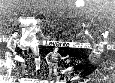 24.01.1990: Valencia CF 1 - 0 Real Zaragoza
